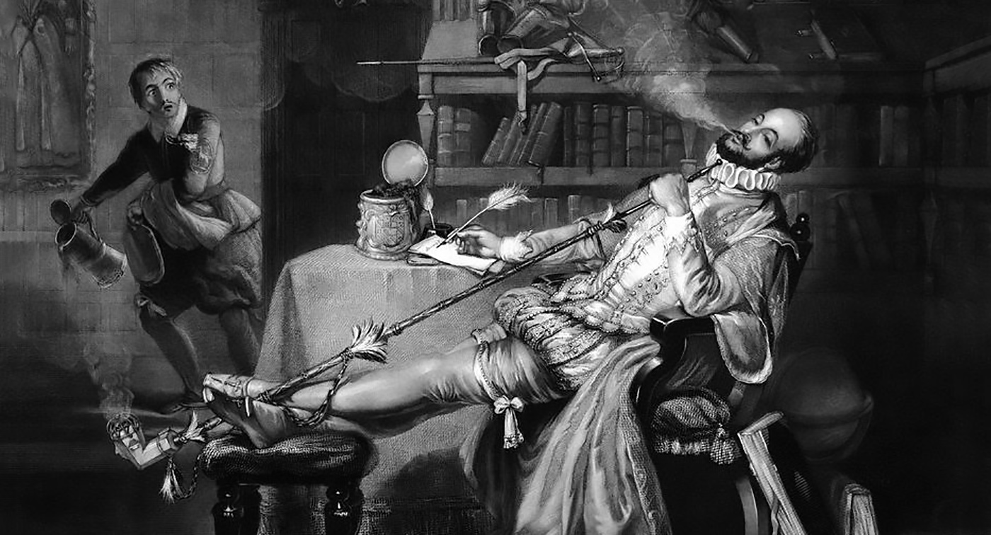 Shaman's Revenge: The birth, death, and afterlife of our romance with tobacco - The Daily Grail